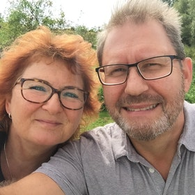 Morten og Marianne